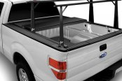 BAK® - BAKFlip CS Folding Tonneau Cover, Mid Open
