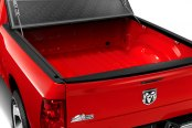 Image may not reflect your exact vehicle! BAK® - BakFlip F1 Folding Tonneau Cover