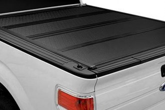 Image may not reflect your exact vehicle! BAK® - BAKFlip G2 Folding Tonneau Cover, Closed