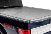 Image may not reflect your exact vehicle! BAK® - Revolver X2 Rolling Tonneau Cover, Closed