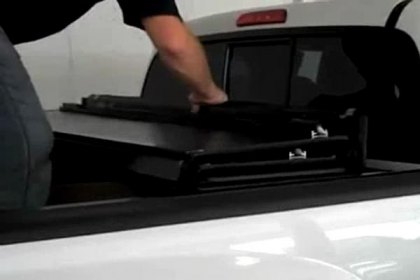BAK® BakFlip Installation Video on Toyota Tacoma