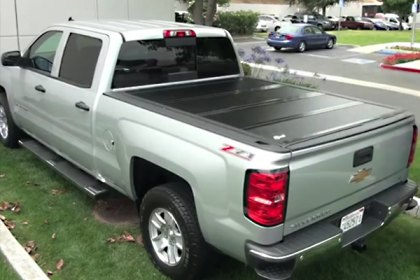 BAK® BakFlip and BakBox 2 on Chevy Silverado 2014 Promo Video