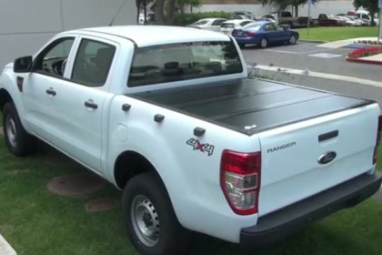BAK® BakFlip on Ford Ranger Promo Video