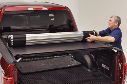 BAK® Revolver X2 Rolling Tonneau Cover Installation Video (Full HD)