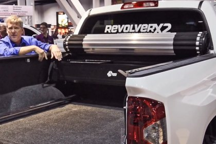BAK® Revolver X2 Rolling Tonneau Cover Review (Full HD)