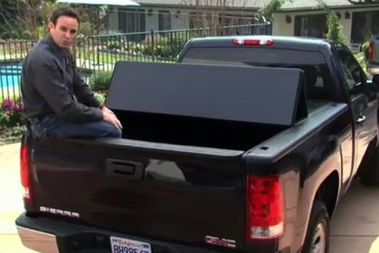 BAK® BakFlip Folding Tonneau Covers Promo