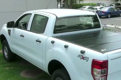 BAK® BakFlip Installation on Ford Ranger