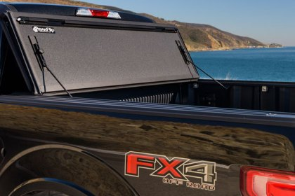 BAK® BakFlip MX4 Hard Folding Tonneau Cover, Features (HD)