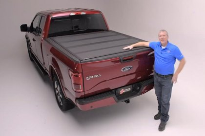BAK® BakFlip MX4 Tonneau Cover Installation (Full HD)