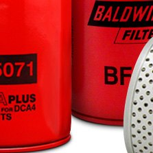 Baldwin Filters® - Lube Oil Filter
