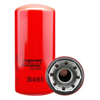 Baldwin Filters® - Full-Flow Spin-On Oil Filter