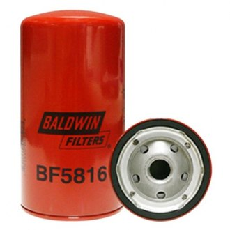 Baldwin Filters® - High Efficiency Secondary Spin-on Fuel Filter