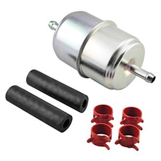 Baldwin Filters® - In-Line Fuel Filter with Clamps and Hoses