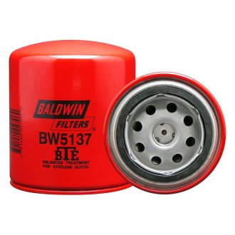 Baldwin Filters® - Coolant Spin-On Filter with BTE Formula