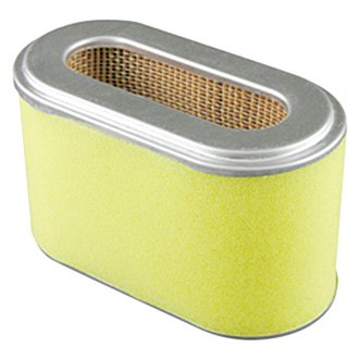Baldwin Filters® - Oblong Air Filter Element with Foam Wrap
