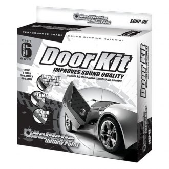 Ballistic Sound® - Door Kit