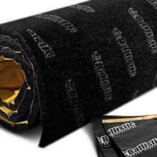Ballistic Sound® - Suppressor Foam Liner Carpet Pad