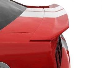 BangaStang® - Whaletail Style Flush Mount Rear Spoiler