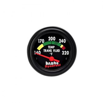 Banks® - Dynafact™ Transmission Oil Temperature Gauge