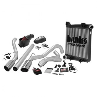Banks® - Big Hoss™ Turbocharger Intercooler System