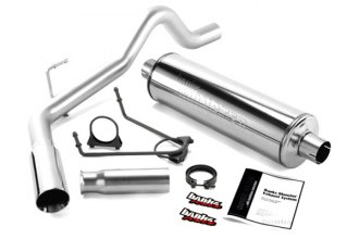 Banks® 48130 - Monster™ Cat-Back Exhaust System (Single Side Exit)