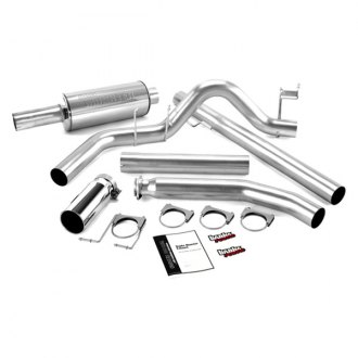 Banks® - Monster™ Stainless Steel Single Exhaust System