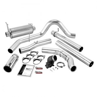 Banks® - Monster™ Single Exhaust System