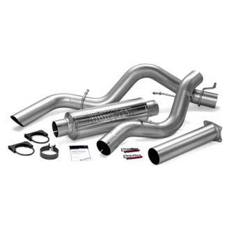 Banks® - Monster™ Sport Diesel Cat-Back Exhaust System