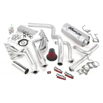 Banks® - PowerPack™ Stainless Steel Full Exhaust System with Single Side Exit