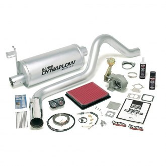 Banks® - Stinger-Plus™ Single Exhaust Kit