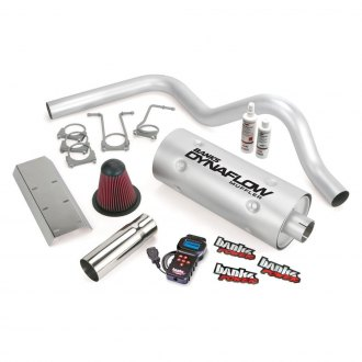 Banks® - Stinger™ Stainless Steel Exhaust System with Single Side Exit