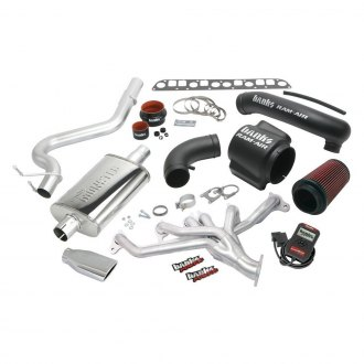 Banks® - PowerPack™ Stainless Steel Single Exhaust System