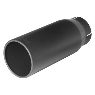 Banks® - Stainless Steel Round Straight Cut Weld-On Exhaust Tip