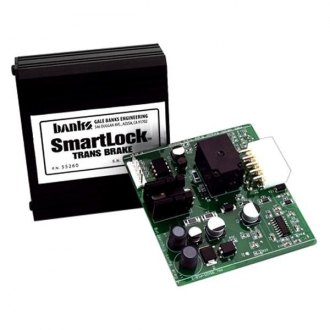 Banks® - SmartLock™ Transmission Brake