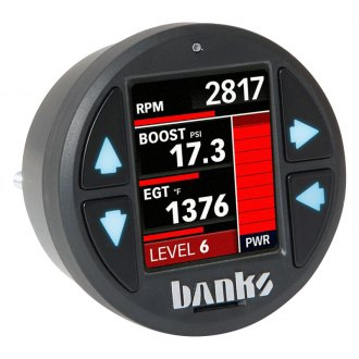 "Banks® - 2-1/16"" Idash 1.8 Super Gauges"
