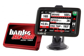 Banks® - Six-Gun™ Diesel Tuner Performance Module
