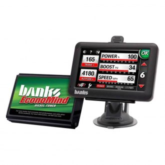 Banks® - EconoMind™ PowerPack Calibration Diesel Tuner with iQ™ Dashboard
