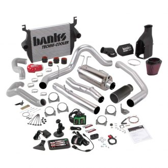 Banks® - PowerPack™ Turbocharger Intercooler System