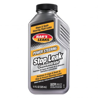 Bar's Leaks® - 11 Oz Gray Power Steering Stop Leak Concentrate