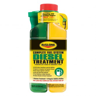 Bar's Leaks® - Rislone 16.9 Oz Yellow Diesel Fuel System Treatment
