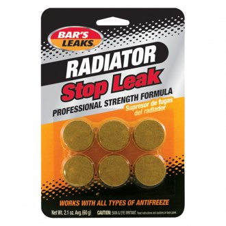 Bar's Leaks® - Radiator Stop Leak Tablets