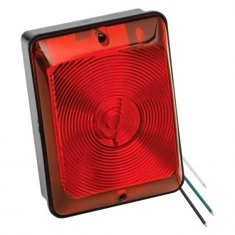 Bargman® - 86 Series Single Stop / Tail / Turn Light with Black Base
