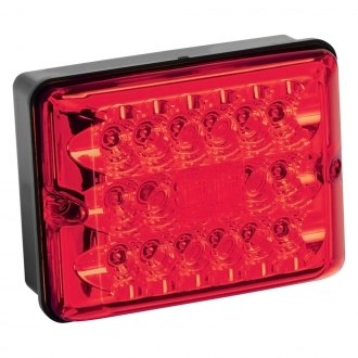 Bargman® - 86 Series LED Single Stop / Tail / Turn Light with Black Base