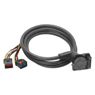 Bargman® - 9' 90 Degrees 5th Wheel and Gooseneck Wiring Harness