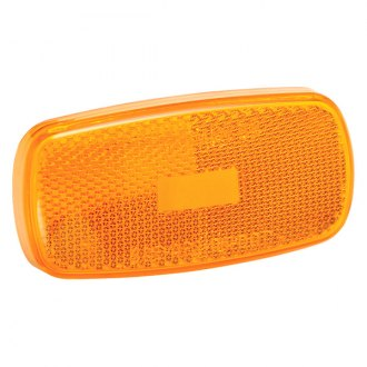 Bargman® - 59 Series Amber Clearance Light Lens