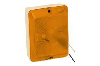 Bargman® - 86 Series Single Turn Amber Tail Light