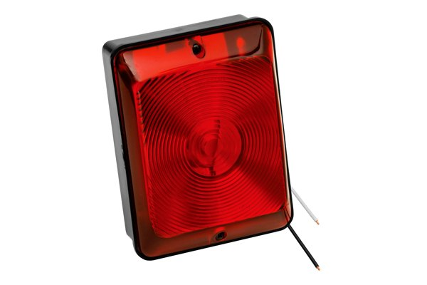 Bargman® - 86 Series Single Turn Red Tail Light