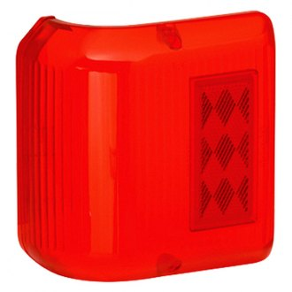 Bargman® - 86 Series Wrap-Around Red Side Marker Clearance Light Lens
