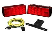 Bargman® - Trailer Tail Light Kit