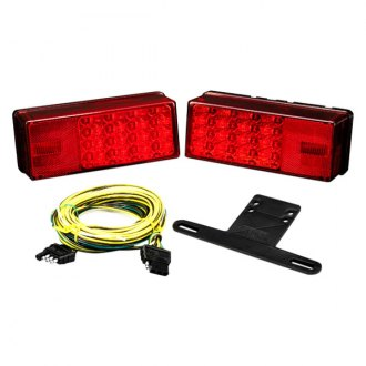 Bargman® - LED Trailer Tail Light Kit
